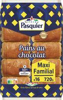 Pains au chocolat format familial - Product - fr
