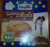 Galette des Rois Chocolat et éclats de noisette - Produit