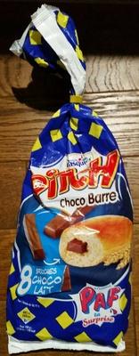 Pitch Choco Barre - Chocolat au Lait - Product