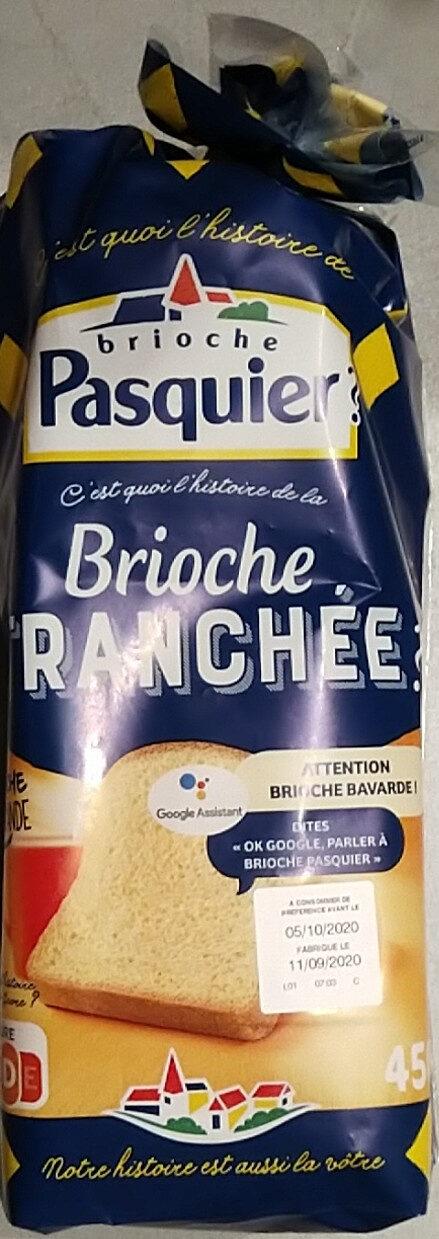 Brioche tranchée - Prodotto - fr