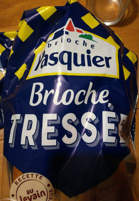 Brioche tressée - Product