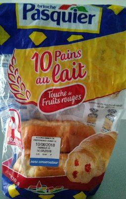 Pain au lait Touche de fruits rouges - Product - fr