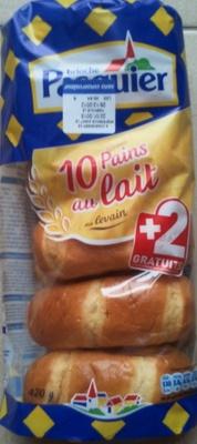 Pain au lait - 420 g - Brioche Pasquier - Product - fr