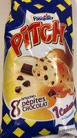 Pitch - Brioches pépites chocolat - Product - fr
