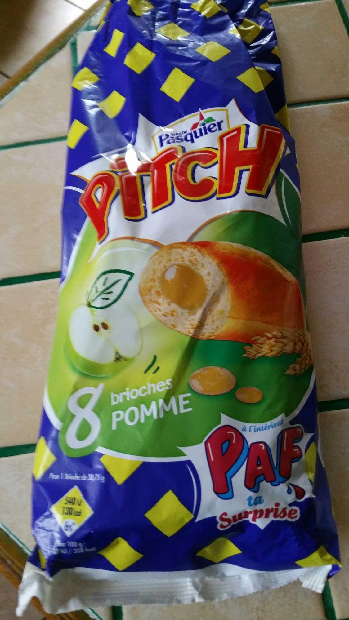 Pitch - Produit - fr