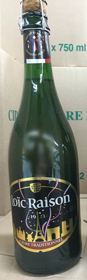 Cidre Traditionnel - Product - fr