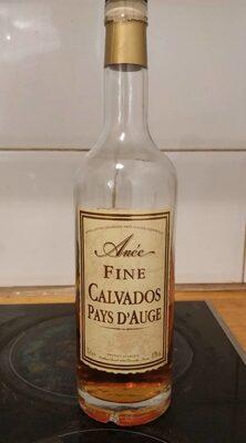 Calvados Pays d'Auge - Prodotto - fr