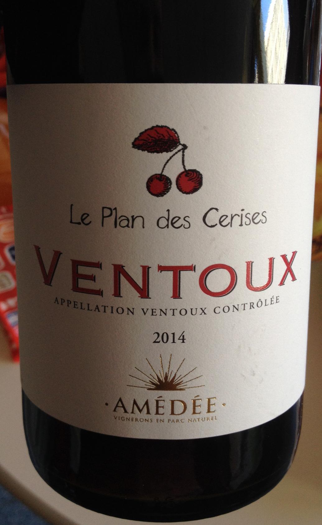 Ventoux 2014 - Product - fr