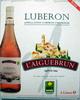 Vin rosé L'Aiguebrun  Appellation Lubéron Contrôlée 3L - Produit