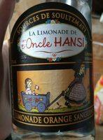 Limonade Orange Sanguine - Produit