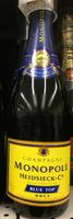 Champagne Blue Top Brut - Produit