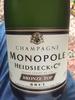 Champagne Monopole Bronze top - Produit