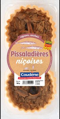 Pissaladières niçoises - Produit - fr