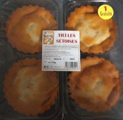 Tielles setoises - Produit - fr
