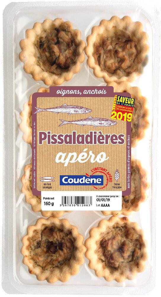 Pissaladières apéro Coudène - Product