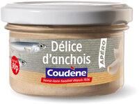 Délice d'anchois Coudène - Product