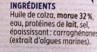 La Brandade de Morue - Ingrédients - fr