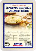 Coudène brandade de morue parmentier - Produit - fr