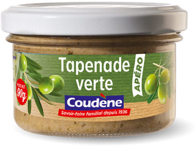 Tapenade verte Coudène - Produit - fr