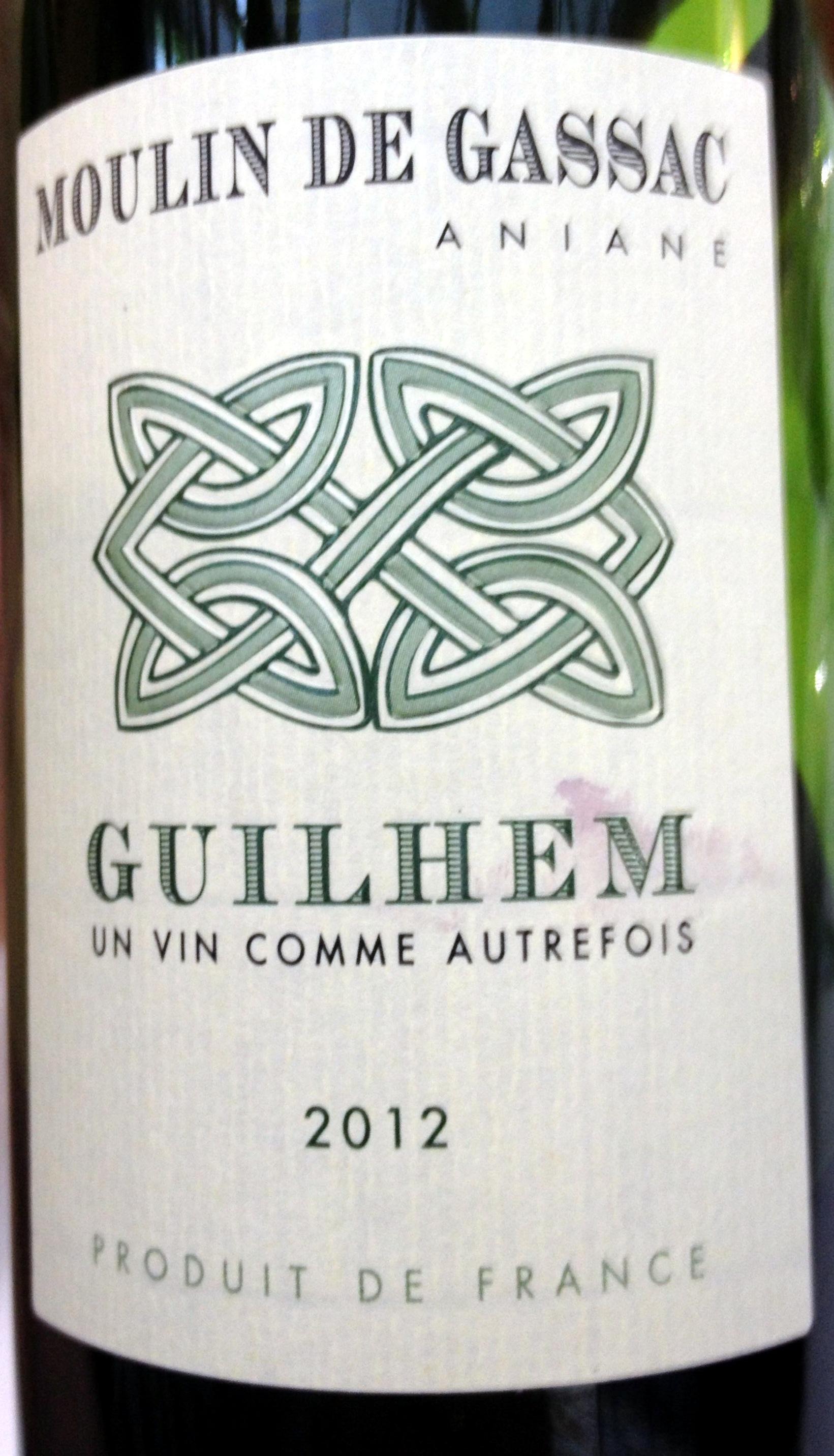 Guilhem - Product