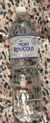 Eau Minérale Naturelle Mont Roucous - Producto