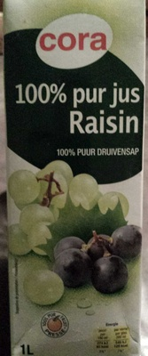 100 % pur jus, Raisin - Product - fr
