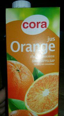 Jus orange - Product