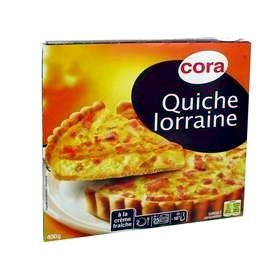 Quiche Lorraine - Product - fr