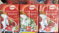 Crème liquide entière 30% MG - Produit - fr