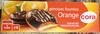 Génoises fourrées Orange - Produit