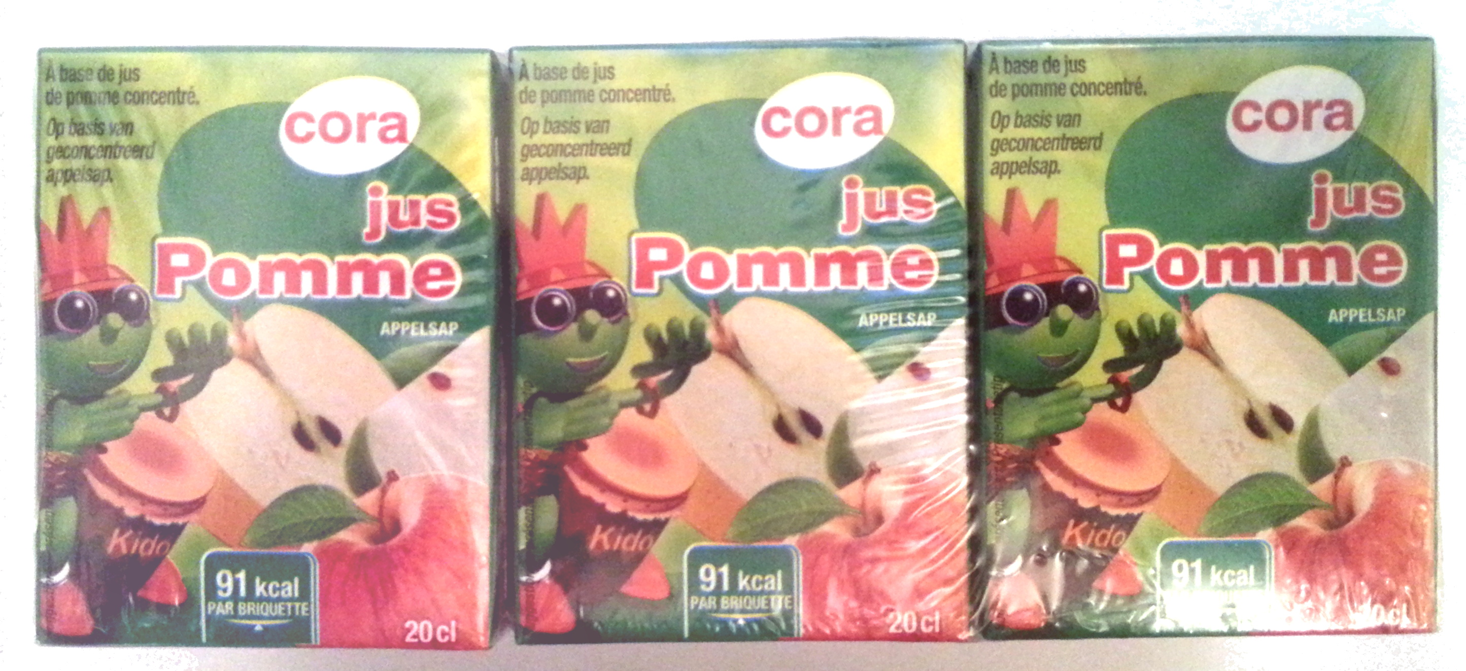 Jus Pomme - Product - fr