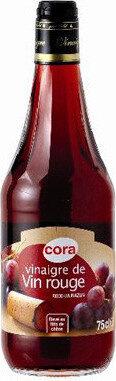 Vieux Vinaigre De Vin, Bouteille 75 Centilitres, Marque Cora - Product - fr