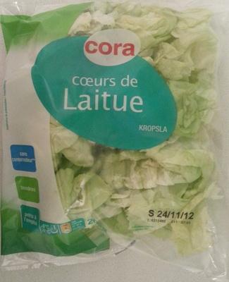Cœurs de Laitue - Produit - fr