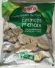 Champignons de Paris émincés 1er choix - Product
