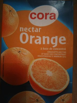 Nectar Orange - Product - fr