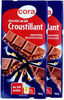Chocolat Au Lait Et Riz, Lot 2 Fois 100 Grammes, Marque Cora - Product
