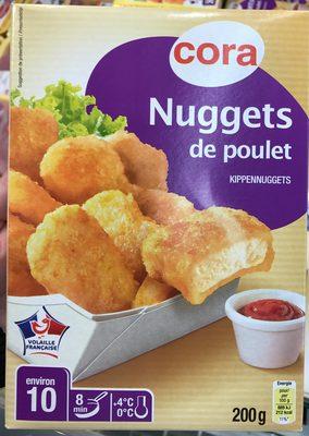 Nuggets de poulet - 1