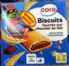 Biscuits fourrés sur chocolat au lait - Prodotto