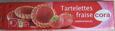 Tartelettes fraise - Produit - fr