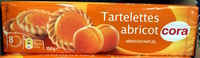 Tartelettes abricot - Product - fr