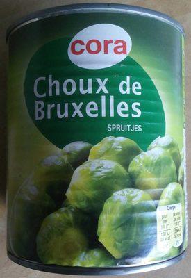 Choux de Bruxelles - Product - fr