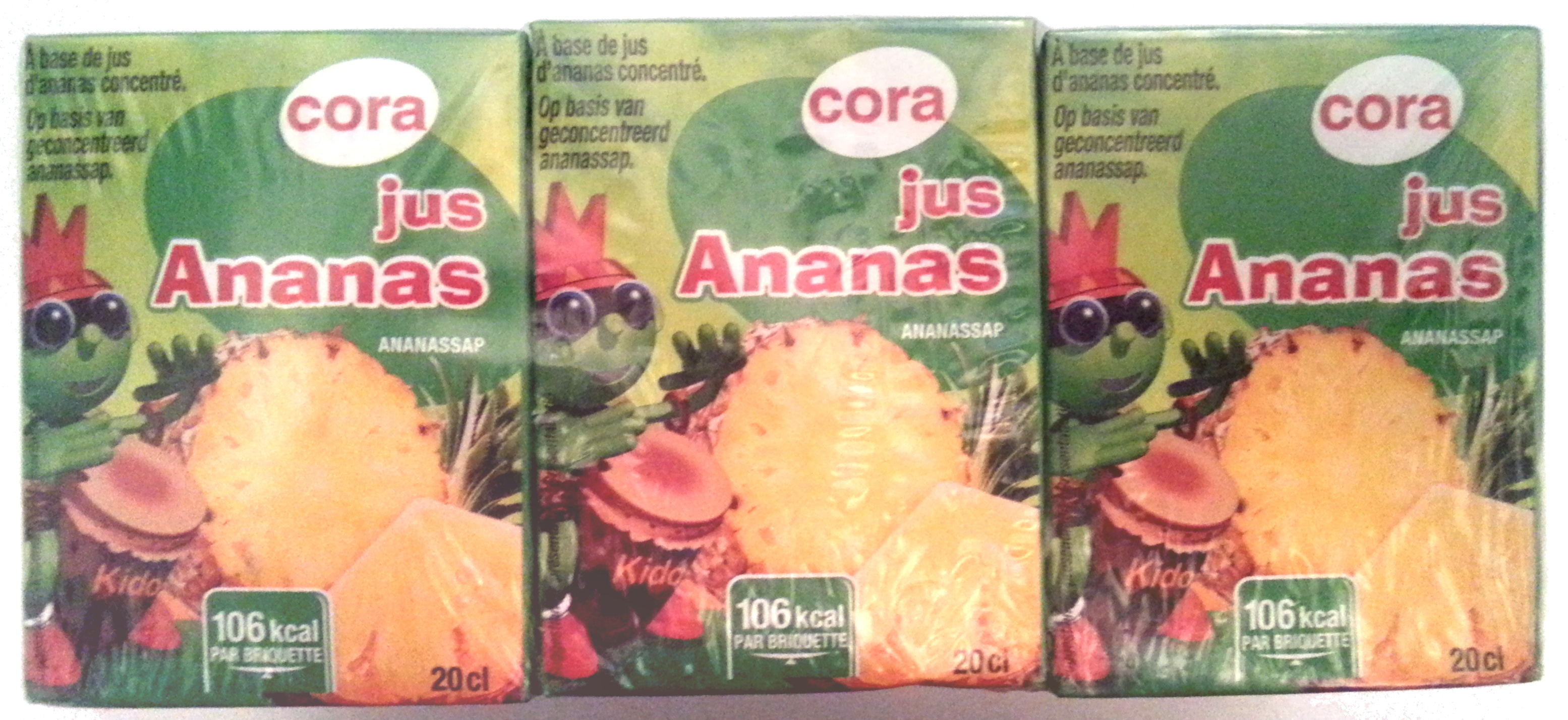 Jus Ananas - Product - fr