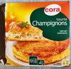 Tourte Aux Champignons, 500 Grammes, Marque Cora - Produit