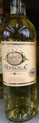Monbazillac 2013 - Produit - fr