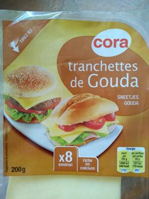 Gouda En Tranchettes - Produit - fr
