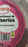Assortiments de confiseries - Ingrédients - fr