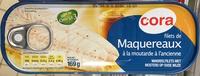 Filets de Maquereaux (à la moutarde à l'ancienne) - Produit - fr