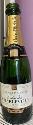 Champagne demi-sec - Produit - fr