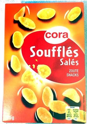 Soufflés salés - Produit - fr