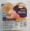 mini Blinis (x 16) - Product